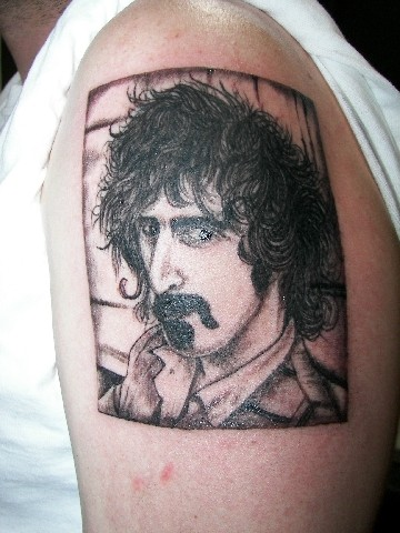 Frank Zappa -   By: Larry Ross