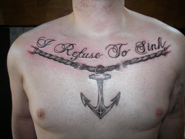 Refuse to Sink -